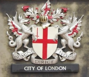 City of London crest